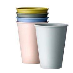 Bloomingville outdoor plastic mugs for picnic, camping, kids etc ⭐ www.bloomingville.com