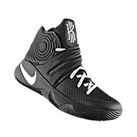 5924b506dfc Nike Kyrie 2 iD men s basketball shoe (Black White) Basketball Shoes