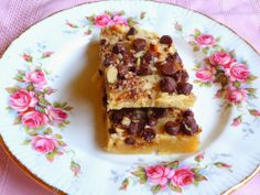 ALMOND BLONDIES - just like brownies without the cocoa in them! Fudgy and moist! Visit us for more lovely recipes at: https://www.facebook.com/LowCarbingAmongFriends