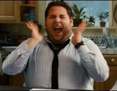 Like Jonah Hill doing karaoke into his hands? | 19 Things That Accurately Sum Up How You Feel Right Now