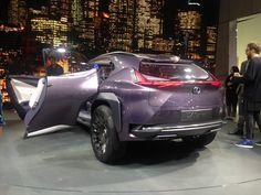 UX CONCEPT LEXUS/ Paris Motor Show - Mondial de l'Automobile 2016