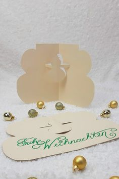 Place Cards, Place Card Holders, Christmas, Advent Calenders, Bricolage, Gifts