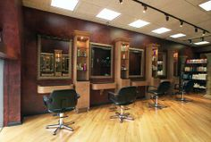 Salon Stations | ... , styling chairs, manicure tables, pedicure stations, barber chairs