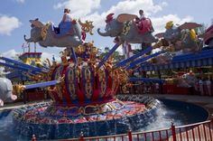 Check out what is new for Magic Kingdom's Fantasyland!