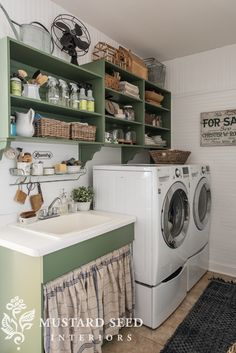 """gray laundry rooms Explore our web site for even more information on """"laundry room storage diy budget"""". It is actually a great location to read more. Laundry Room Cabinets, Laundry Room Storage, Built In Cabinets, Laundry Rooms, Laminate Cabinets, Laundry Area, Small Laundry, Stonington Gray, Ceiling Trim"""