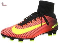 new arrival 6318d d2684 Nike Mercurial Veloce Iii Df Fg, Chaussures de Foot Homme  Amazon.fr   Chaussures et Sacs