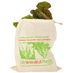 Certified Organic Greens Bag
