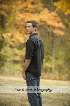 Now  Then Photography | Balsam Lake, WI | Posts | Senior Pictures | Ideas | Poses | Boy | Guys | Fall Colors | Leaves | Outdoors |