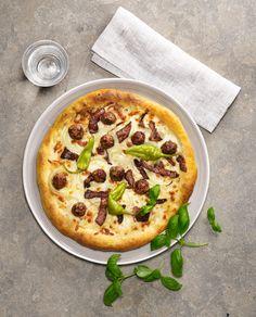 Bengt O. Pettersson: Peppes Pizza / Estilo Elisabeth Johansson: Alimentación: Elección de Estocolmo