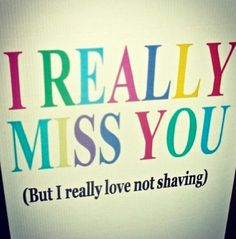 I miss you but.... ldr
