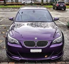 M5 - purple people eater ;) that's what I'd call it