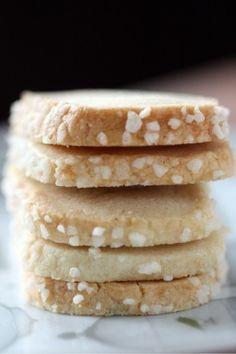 simple Danish butter cookies