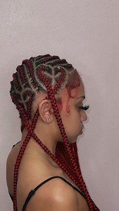 Classy Hairstyles, Hairstyles For School, Girl Hairstyles, Braided Hairstyles, Feed In Braid, Business Hairstyles, Goddess Braids, Long Braids, Braids For Black Hair