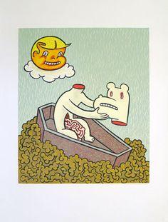 conrad botes, conrad botes new editions, conrad botes prints, south african art South African Art, Limited Edition Prints, Disney Characters, Fictional Characters, Apartheid, My Favorite Things, Comics, Bitter, Drawings