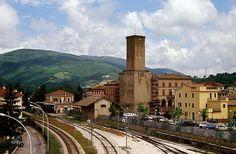 Castelraimondo, centro