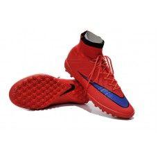 Nike Mercurial Superfly TF - Bright Crimson   Persian Violet   Černá lacné  fotbalové boty Cheap 1731a1fc3edea