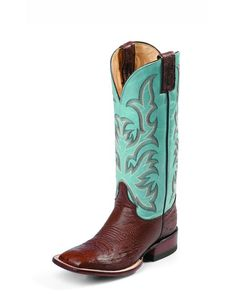 Women's Antique Brown Smooth Ostrich Boot - L5527 dark brown looks classy. For a nice dinner!