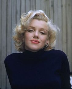 Marilyn Monroe (1926 - 1962) - Born Norma Jean Mortenson. Died at age 36 of a drug overdose.