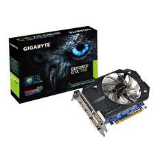 GeForce GTX750 OC 2GB - Gigabyte Technology - GV-N750OC-2GI