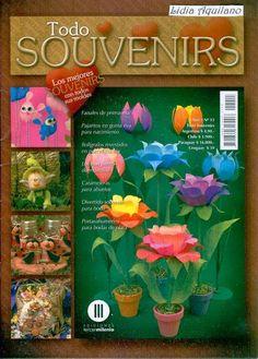 Como hacer Souvenirs