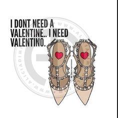 """I don't need a Valentine. I need Valentino  If you do have a Valentine bring him on in to Alicia DiMichele Boutique to pick out your favorite outfit !  Or shop online  USE PROMOCODE """"FREESHIP"""" for free shipping  SHOP: http://ift.tt/1rNgIir"""