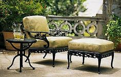 Outdoor Lawn Furniture Cushions