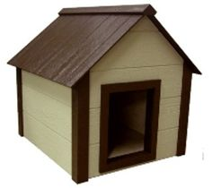 Northland Climate Master Insulated Dog House