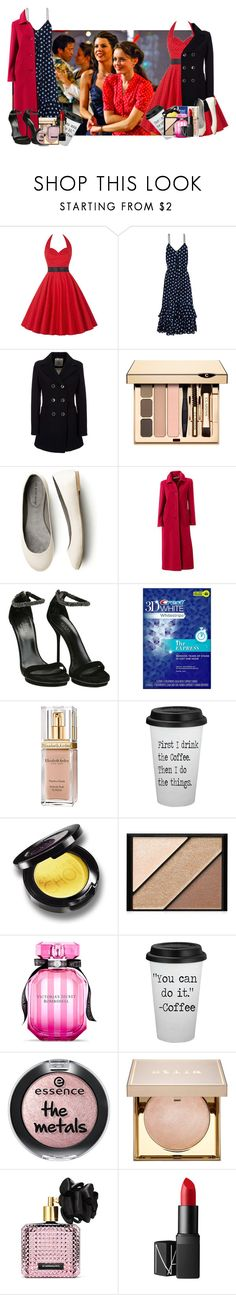 """""""COFFEE CUPS"""" by potterhead-roryandlogan4 ❤ liked on Polyvore featuring Episode, WithChic, Boutique Moschino, Geox, Gucci, Elizabeth Arden, Victoria's Secret, Stila, NARS Cosmetics and Lancôme"""