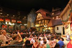 Disney World Dining: Biergarten Restaurant | Disney World Blog Discussing Parks, Resorts, Discounts and Dining | Only WDWorld