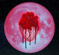 Tracklist: Disc 1: Heartbreak On a Full Moon 1. Lost & Found 2. Privacy 3. Juicy Booty Ft. Jhené Aiko & R. Kelly 4. Questions 5. Heartbreak On A Full Moon