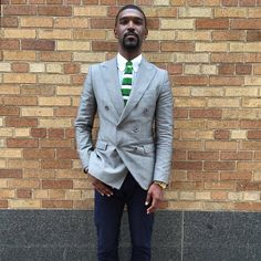 Shots from men's fashion week in NY.  #gentlemanswardrobe