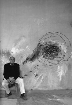 Cy Twombly. David Seidner, Lexington, Virginia 1994