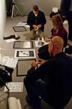 Il fumetto di realtà diventa realtà: un'azione collettiva come festival Performace 12 ottobre 2013 www.komikazenfestival.org