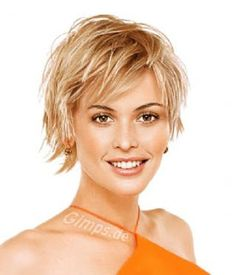 50 Best Short Hairstyles for Fine Hair Women\'s | Hair and Beauty ...