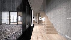 nothingtochance:  Iceland Coastal House /Veronika Demovicova