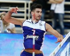 Giorgos Petreas #GRE vs #PUR 2-0 (25-16,25-22) #fivbworldleague @stoiximan.gr Volleyball, Instagram Posts, Fashion, Moda, Fashion Styles, Volleyball Sayings, Fashion Illustrations