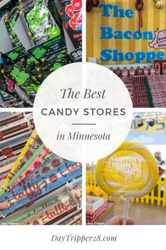 The best candy stores all over Minnesota found in one place. This would make for an epic road trip! Chocolate Shop, Chocolate Treats, Best Chocolate, Candy Stores, Candy Shop, Charleston Chew, Chocolate Haystacks, Apple Farm, Great Websites