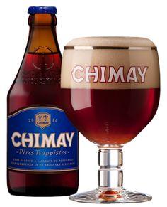 Chimay Bleue, Trappist Beer #belgianbeer