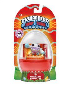 Skylanders TrapTeam fig.mini Easter Eggsellent