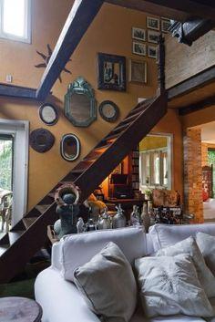 Recanto de pé de serra - Viver Bem - Casa & Decoração - Gazeta do Povo