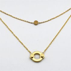 Find More Pendant Necklaces Information about 2016yr New Fashion Unisex Double Pendant Necklaces 316L Stainless Steel Statement Bijoux Jewelry for Men Tattoo Choker Necklaces,High Quality necklace jewelry set,China necklace cord for pendants Suppliers, Cheap jewelry personalized necklaces from MSX Fashion Jewelry on Aliexpress.com