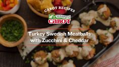 Grated Zucchini and ground turkey lighten up a classic Swedish Meatball recipe. Classic Swedish Meatball Recipe, Meatballs Recipe Video, Meatballs And Gravy, Food Dishes, Main Dishes, Tasty Videos, Swedish Recipes, Ground Beef Recipes, Recipes