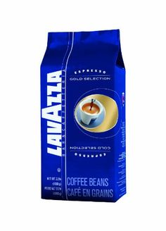 Lavazza Gold Selection Whole Bean Coffee, 2.2-Pound Bag - http://www.freeshippingcoffee.com/brands/lavazza/lavazza-gold-selection-whole-bean-coffee-2-2-pound-bag/ - #Lavazza