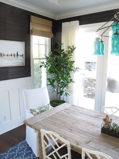 Bromeliad: June is still Beach House Month - Fashion and home decor DIY and inspiration
