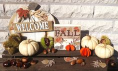 Welcome Fall! (Stampin' Up!)
