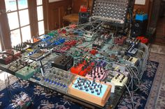 Sentience Studio: Noise synths