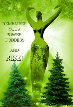 Remember your power Goddess and Rise!! WILD WOMAN SISTERHOOD™…
