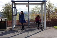 Original World Culture Photography by Mark Woodward Bus Stop Design, Theory Of Relativity, Park Art, Bus Station, Small World, South Park, World Cultures, Poses, City Break