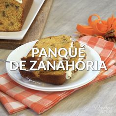 What do you think of this # PANQUÉ from to start your day? Sweet Desserts, Sweet Recipes, Cake Recipes, Dessert Recipes, I Love Food, Good Food, Tasty, Yummy Food, Le Diner