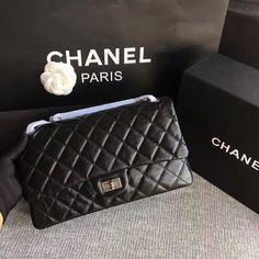 Chanel classic flap woman bag original leather version 28cm